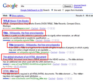 SEO | Tutorial #2 - SEO Basics - Search Engine Keywords, Title and